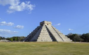 Discovering Discovery: Chich'en Itza.